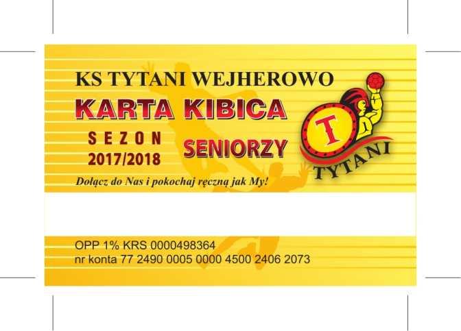 Przedstawiamy nowe Karty Kibica na sezon 2017/2018