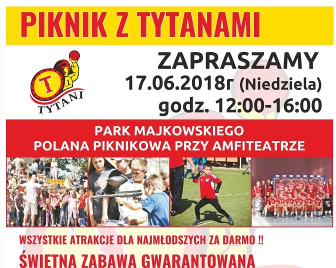 """""""Piknik z Tytanami"""" – IX edycja"""