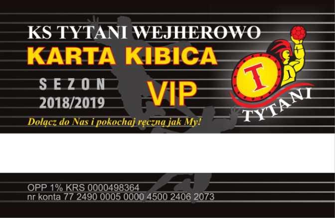 KARTA KIBICA sezon 2018/19